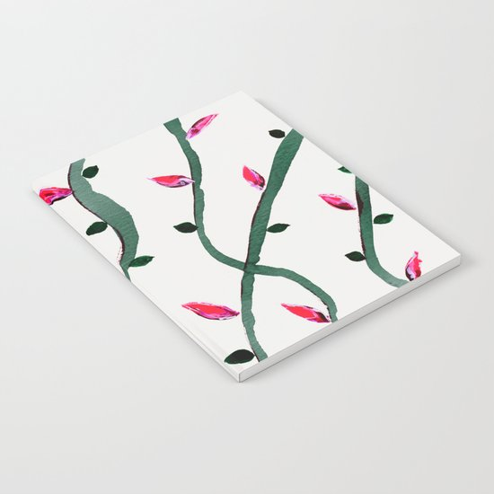 Spring Buds Notebook