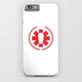 Embalmer Funeral Mortician Gift Last Responder Funny Funeral Service iPhone Case