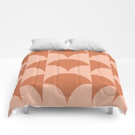 Cleo Pattern - Sunset Comforters