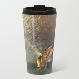 Once Again There was the Desert Travel Mug