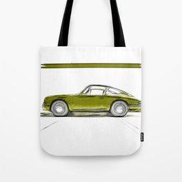 Porsche 911 / IV Tote Bag