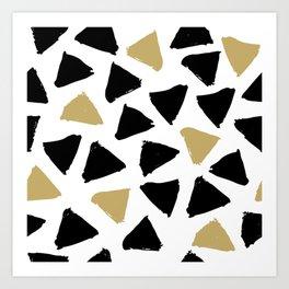Geometric Pattern 8 Art Print
