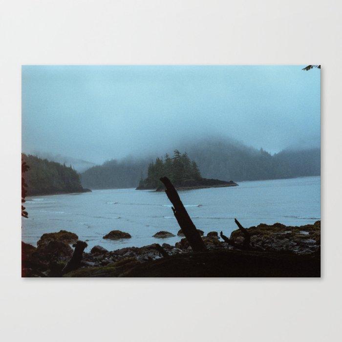 Cape Scott Canvas Print