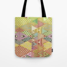 A FARCE / PATTERN SERIES 003 Tote Bag