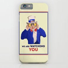 NSA Prism Slim Case iPhone 6s