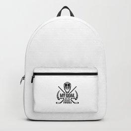Hockey Goalie Backpack