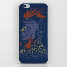 Hitch-Cock! iPhone & iPod Skin