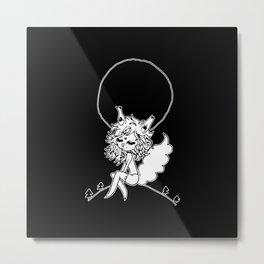 ▴ werewolf ▴ Metal Print