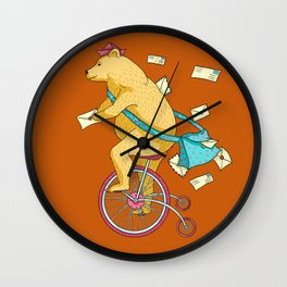 Fast Delivery Wall Clock