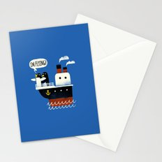 I'M FLYING! Stationery Cards