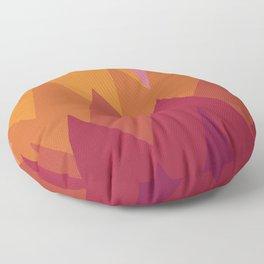 Feng Shui Element Fire 2 Floor Pillow