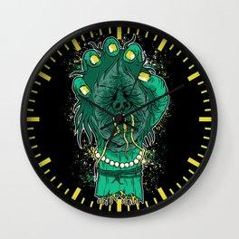 Tsantsa! Wall Clock