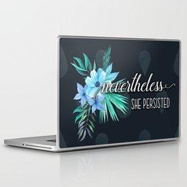 She Persisted Laptop & iPad Skin