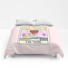 WINE READING Comforters