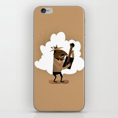 Willie One String iPhone & iPod Skin