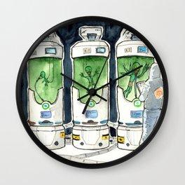 Cloning Wall Clock
