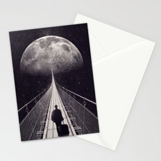Space Trip Stationery Cards
