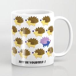 Just Be Yourself Coffee Mug