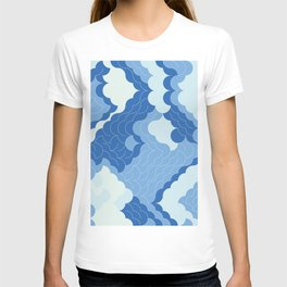Abstract Geometric Artwork 89 T-shirt