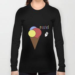 GelatoUsb - today i'm PASTEL Long Sleeve T-shirt