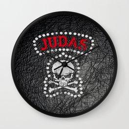 Judas Wall Clock