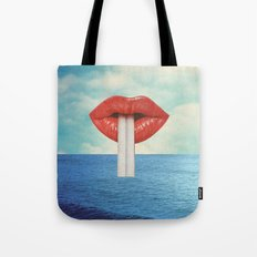 Bébete el mar Tote Bag