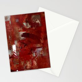 Burgundy Stationery Cards