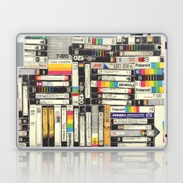 VHS I Laptop & iPad Skin