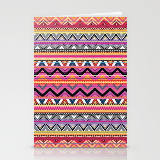 Aztec #7 Stationery Cards