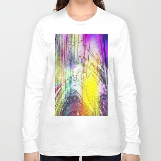 convenient shirt pattern I Long Sleeve T-shirt