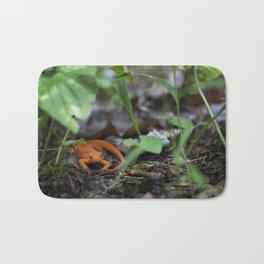 Bright Newt Bath Mat