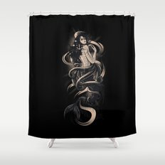 Sirena Drk Shower Curtain