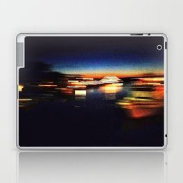 Ghost Boats Laptop & iPad Skin
