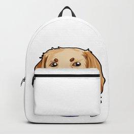 Labrador Retriever Dog Puppy Present gift Backpack
