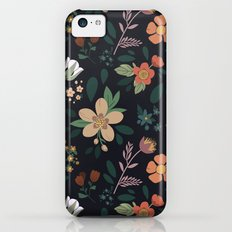 Floral Slim Case iPhone 5c