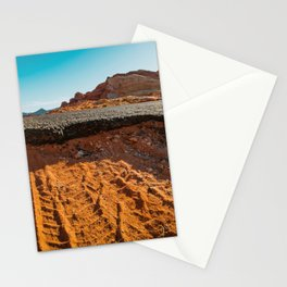 Beginning of the Road Stationery Cards