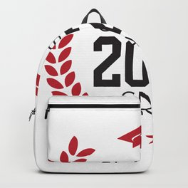 Class of 2020 Senior Graduation Design Backpack