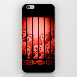 The Zoo [Red] iPhone Skin