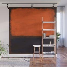 Rothko Inspired #18 Wall Mural