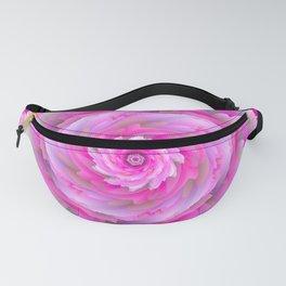 vortex pink mandala Fanny Pack