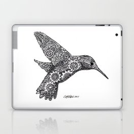 Clockwork Hummingbird Laptop & iPad Skin