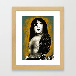 Poster The Great Paul Stanley Framed Art Print