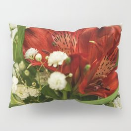 Still life with flowers Pillow Sham