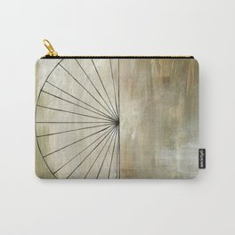 Taupe Carry-All Pouch