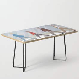Inception Road Coffee Table