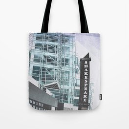Chicago Shakespeare Theater  Tote Bag