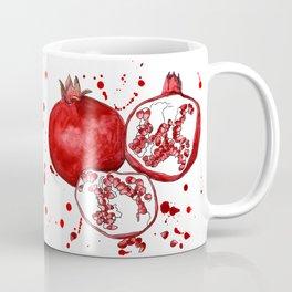 Pomegranates Coffee Mug
