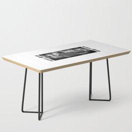 DO NOT DISTURB - Coffee Time Coffee Table