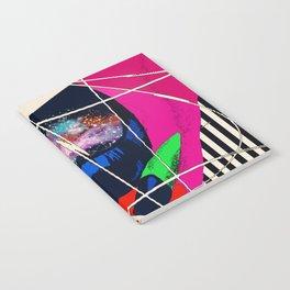 Cosmic Girl Notebook