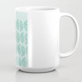 Henna Peacocks Mug